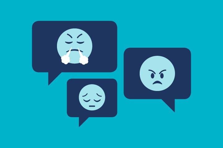 Πώς να διαχειριστείς τα αρνητικά σχόλια στο Instagram και το Facebook