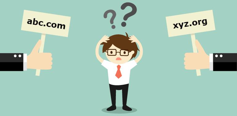 Πως διαλέγω Domain Name; Όλα όσα χρειάζεται να ξέρεις